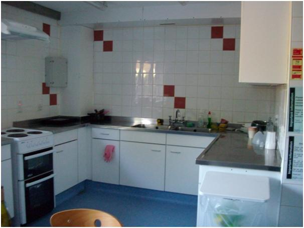 Dapur  Tempat Belajar Masak