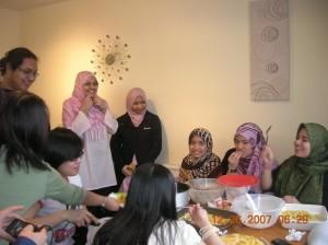 Sis Azrah's Birthday
