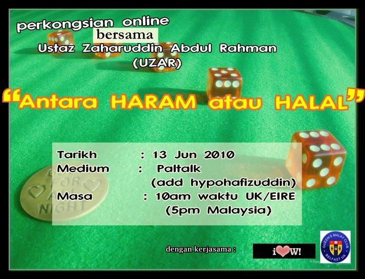 Forex halal atau haram zaharuddin
